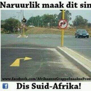 Dis Suid Afrika