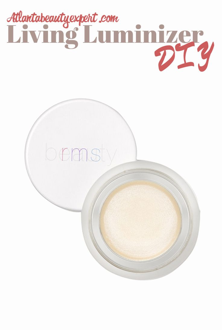See today's blog post for an easy DIY for RMS Living Luminizer cream highlighter.