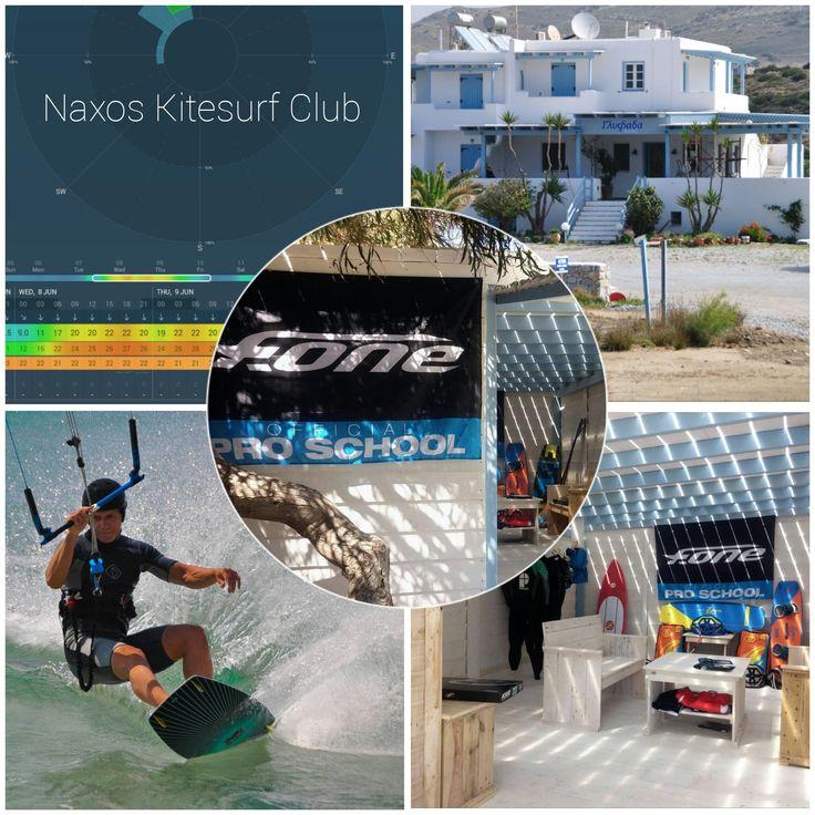 "All about ""Meltemi"" wind Glyfada Beach and our kitesurf spot , Naxos kitesurf club"