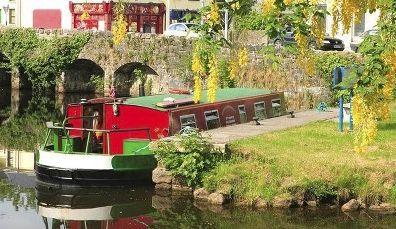 Riversdale Barge Holidays, County Leitrim. Ireland's Unique Accommodation | Ireland.com