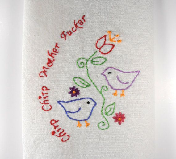 1000 Ideas About Dish Towel Embroidery On Pinterest Dish Towels Embroidery Patterns And