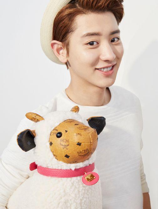 [MCM x EXO Website] EXO Lookbook Photos (BTS)