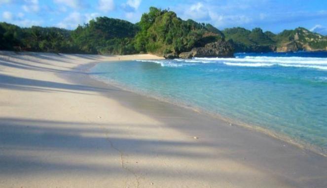 Srau beach - pacitan