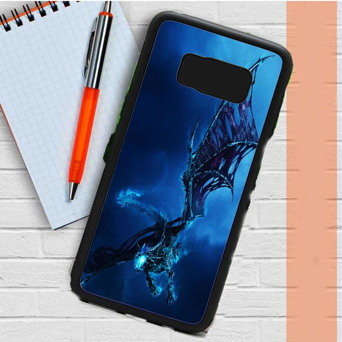 World Of Warcraft Ice Dragon Samsung Galaxy S8 Plus Case Casefreed