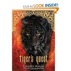 Tiger's Quest (Book 2)Team Kishan, Step Closer, Tigers Curse, Danger Lurking, Tigers Quest, Quest Book, Fallen Prey
