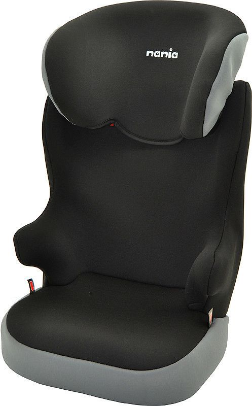 Nania Autostoel Befix SP Rock  Description: Vervoer je kinderen veilig met dit Nania Befix SP Rock kinderzitje. Dit Nania zitje is een autostoel uit groep 2/3 en is geschikt voor kinderen in de leeftijd van 4 tot 12 jaar (15 tot 36 kilogram). De Befix SP Rock stoel is eenvoudig te installeren door de duidelijke gordelroute en past in alle auto?s die standaard zijn uitgerust met een 3-puntsgordel. De hoofdsteun is in hoogte verstelbaar zodat je het kan aanpassen aan de lengte van je kind en…