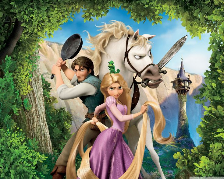 Best Rapunzel Wallpaper For Bedroom Rapunzelpictures Anime 400 x 300