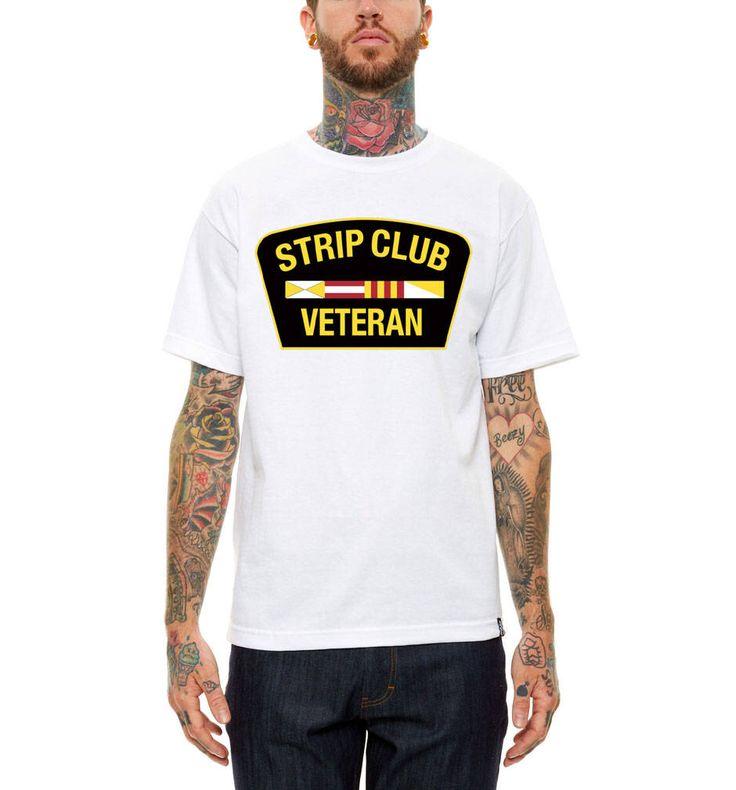 Custom Strip Club Veteran White 2 Chainz T Shirt Yeezus Life of Pablo Tour Merch TLOP Pop Up Shop T Shirt by HeadcaseCaps on Etsy https://www.etsy.com/listing/508920558/custom-strip-club-veteran-white-2-chainz