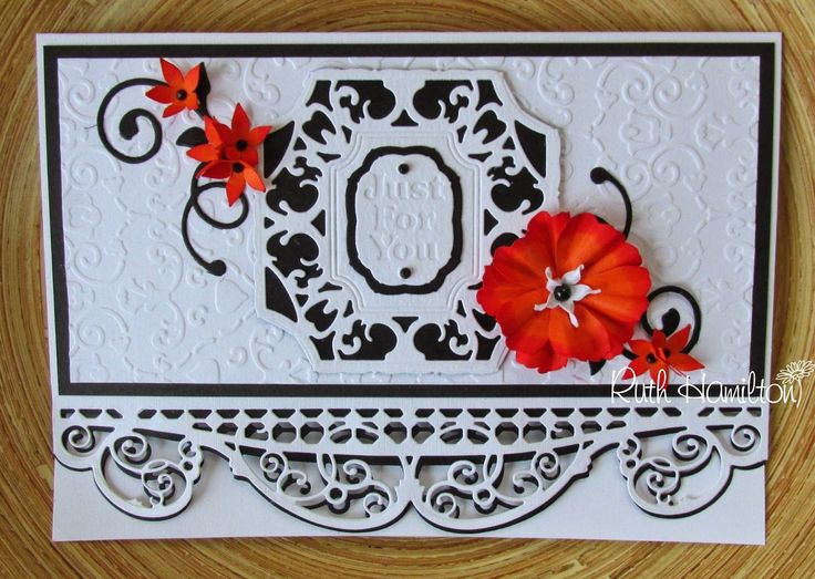 A Passion For Cards: New Tonic Studios Idyllics and Verso Strip die sets