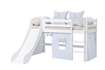 Loftsäng 70 x 160 cm - Hoppekids Fairytale Knight Säng 102916 Shop - Eurotoys - Barnmöbler online