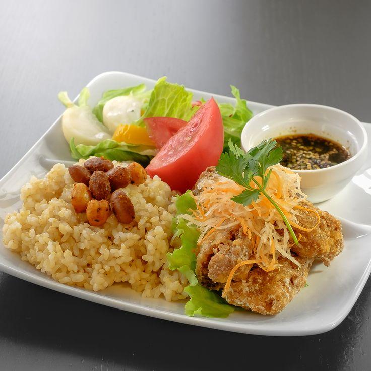 メニュー   駒込駅近くの自然食を楽しむレストラン ナーリッシュ