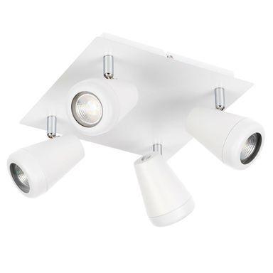 Plafoniera łazienkowa Led Manta Inspire Oświetlenie Z