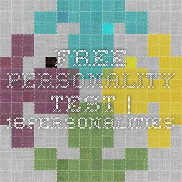 The 25+ best Free personality test ideas on Pinterest - career test free