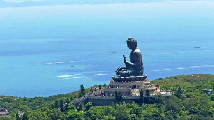 Incredible Lantau Island Offers Many Tourist Attractions : Lantau Island
