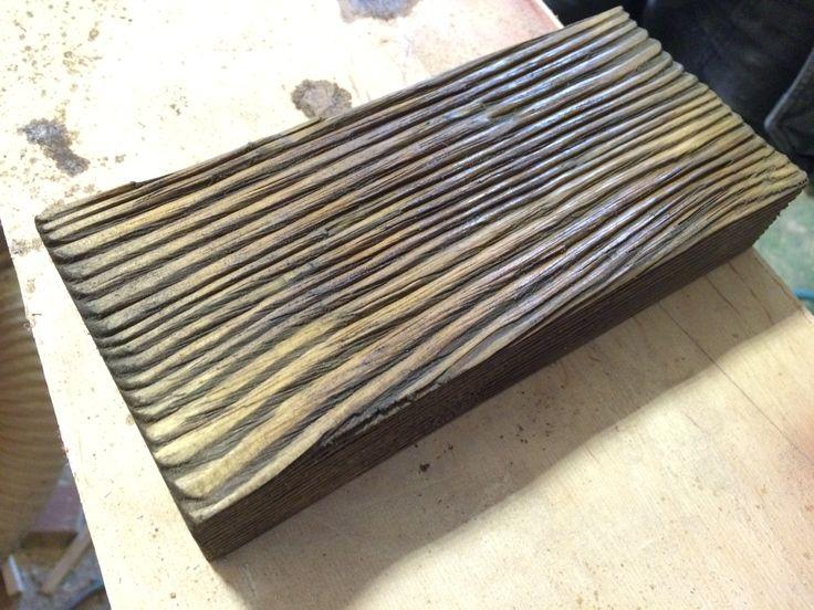 005 - postarzana deska sosnowa / 005 - antique pine