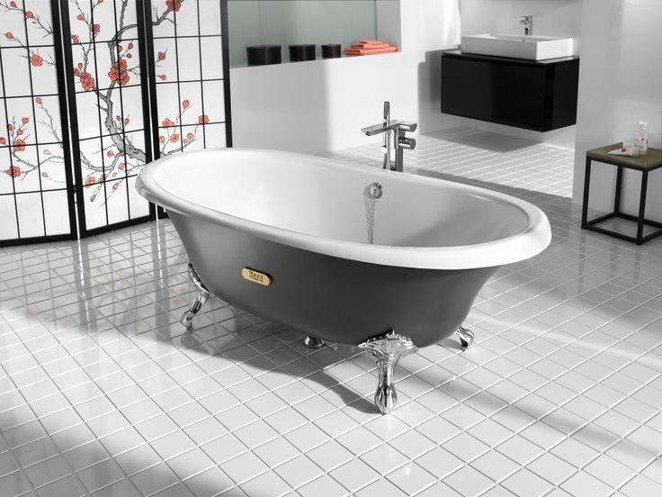 les 49 meilleures images du tableau baignoires anciennes en fonte ... - Peindre Une Baignoire En Fonte Emaillee