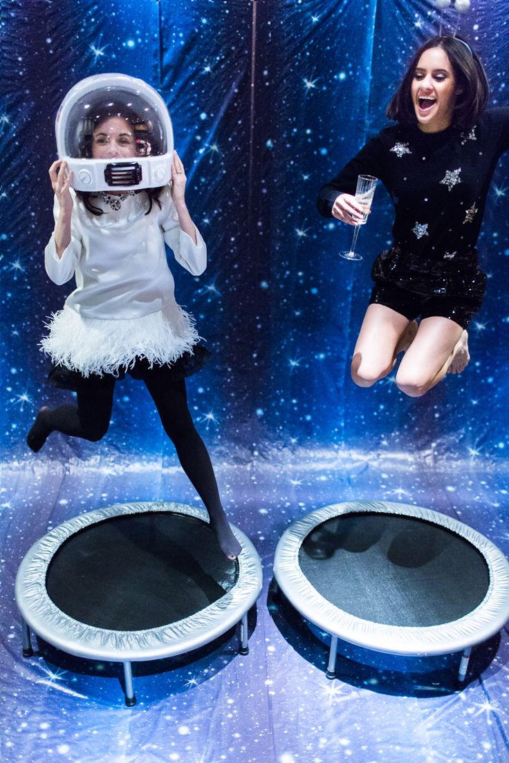 Camille Styles | Kate Spade NY outer space party