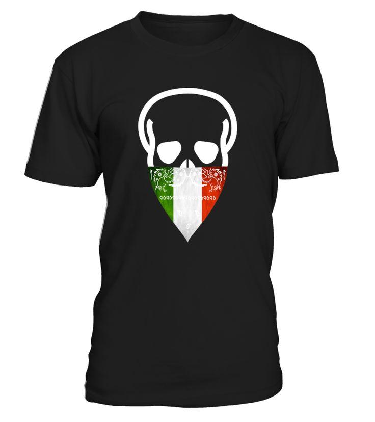 ITALIAN GANGSTER SKULL