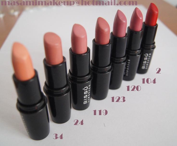 Bissu Mexico Lipstick