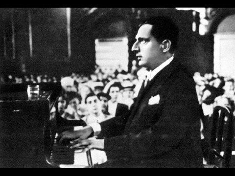 ▶ Dinu Lipatti - Concerto for piano no1 Edward Grieg part 1 A - YouTube