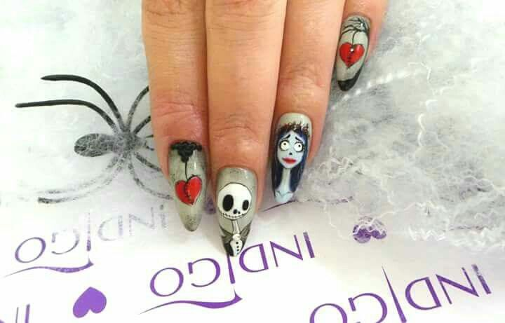 Tim Burton nails