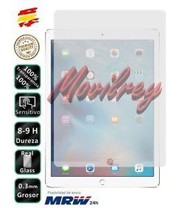 a protector de pantalla cristal templado vidrio 9h para tablet apple ipad pro 97
