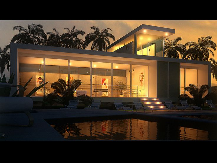 40 amazing house and home architectural visualizations creativefan