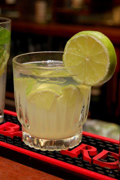 Bacardi Daiquiri | 3 ounces Bacardi Superior Rum, 1 ounce Lime or Lemon Juice, 1/2 ounce Sugar