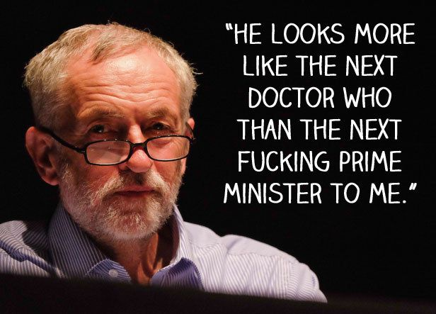 """When Jeremy Corbyn was elected Labour leader. 