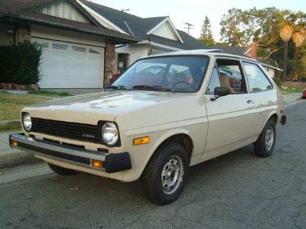 My first car a 1980 Ford Fiesta & 414 best Ford Bronco- Capri - Fiesta images on Pinterest | Parties ... markmcfarlin.com