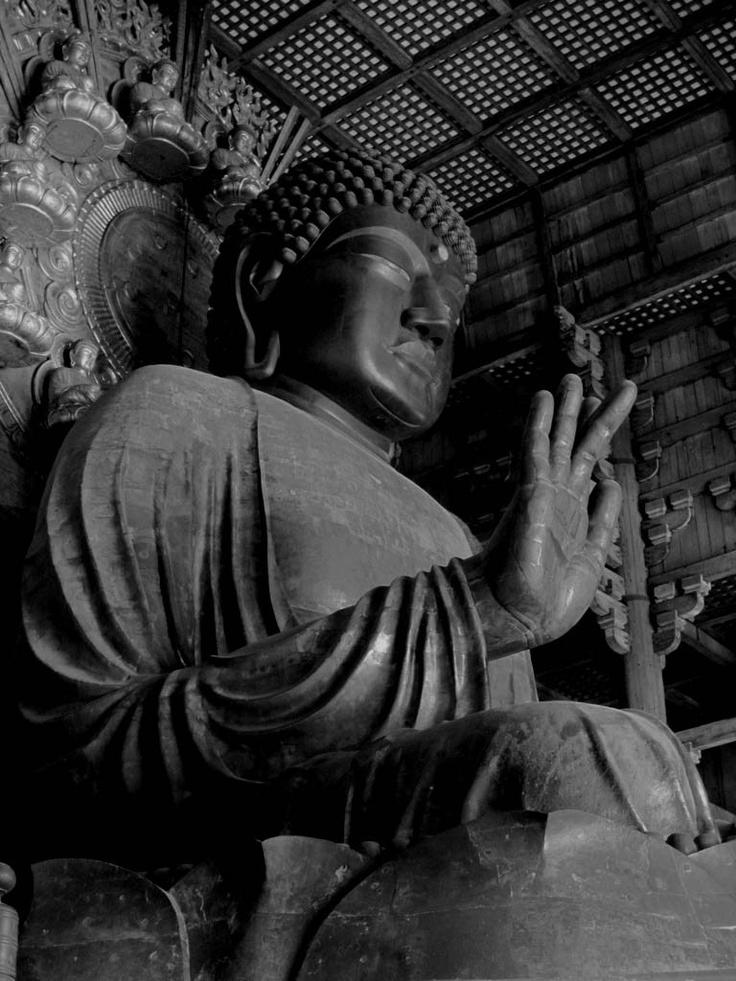 奈良 東大寺盧舎那仏像 Great Buddha (Daibutsu), Japan's largest bronze Buddha