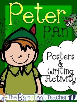 Peter Pan Wrapping Paper