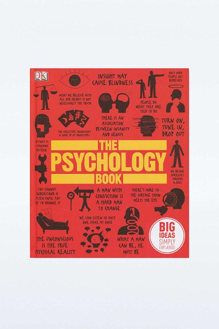 Livre The Psychology Book