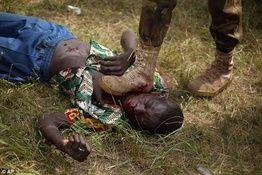 کشتار مسلمانان افریقایی در سکوت