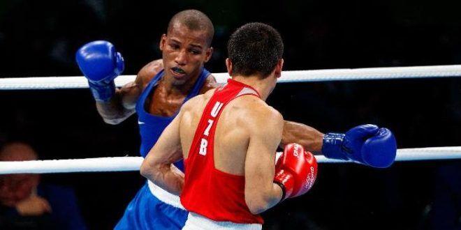 Robson Conceição vai às semifinais e garante medalha no boxe