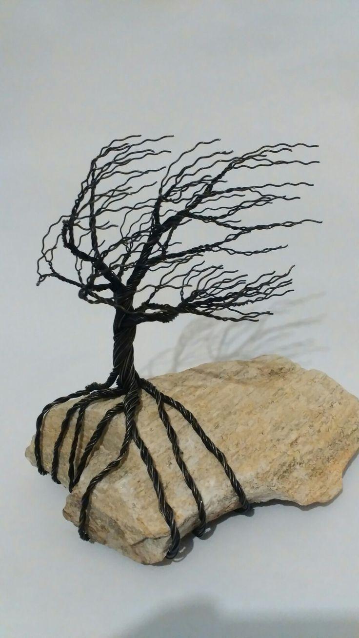 Wire tree - obyčejný drát 0,8mm