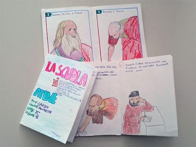Arte alla Montalcini: Oh quanti bei lavori, Madama Doré, oh quanti bei l...
