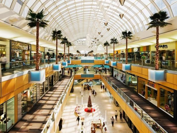Top 10 us shopping malls shopping tops shopping mall for Best boutiques in the world