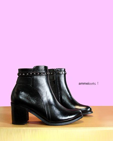 Black Boots  www.amme.com.co
