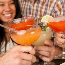 The Rio Grande Restaurant in downtown Denver serves up great Mexican food and even better (read: stronger) margaritas!
