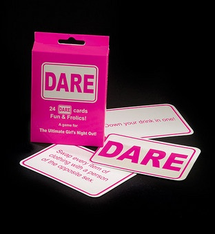 Dare Cards Hen Night Game