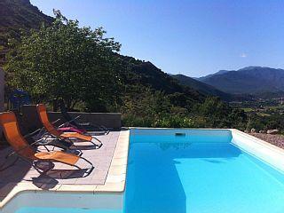 Ferme+5+pièces+125m1+duplex+6+personnes+entre+Corte+et+Ile+Rousse+++Location de vacances à partir de Ponte Leccia @homeaway! #vacation #rental #travel #homeaway