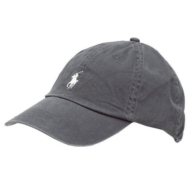 d384585ac7a Ralph Lauren Classic Baseball Cap in Grey. Classic