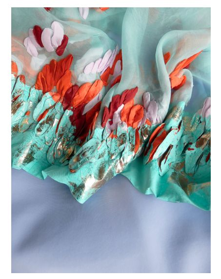 Anna Wilson Textiles - the palette, the textures, everything