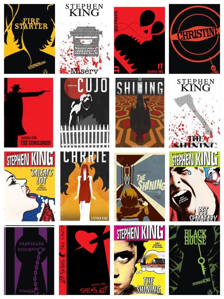Book Cover Collage Quote : Images about stephen king on pinterest