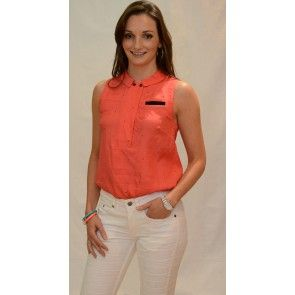 Numph Lilly Pink Top