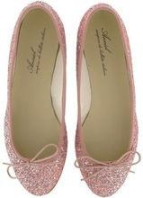 Anniel Ballerina m. glitter  #ss13 # coral #magasindk