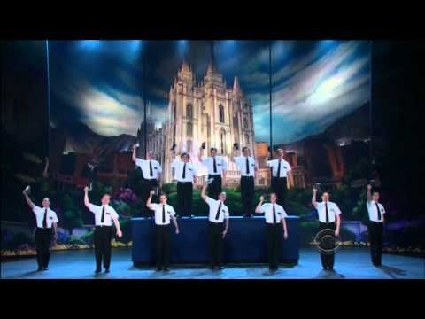 "2012 Tony Awards - Book of Mormon Musical Opening Number - ""Hello"" with Nic Rouleau, Brian Sears, Nick Spangler, Graham Bowen, Rory O'Malley, Kevin Duda, Scott Barnhardt, Benjamin Schrader, Justin Bohon, Clark Johnsen, Jason Michael Snow, and Jared Gertner!"