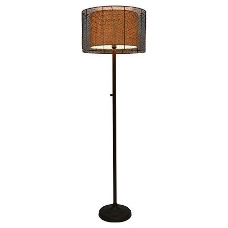 Gatherer Floor Lamp - Beekman 1802 FarmHouse™ : Target