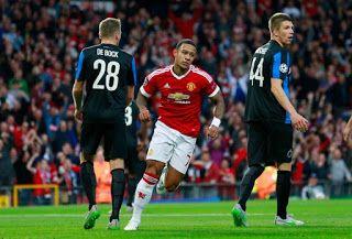 Blog Esportivo do Suíço: Jogos de ida do playoff da Liga dos Campeões: Depay comanda virada do United, que fica perto de vaga